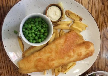 【 イギリス 旅行 注意 ⑧】レストランよりもパブやマーケットで食べるべし