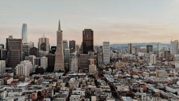 サンフランシスコの高層ビル
