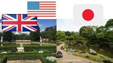 西洋 東洋 の違い。世界を直線で捉えるか、円で捉えるか