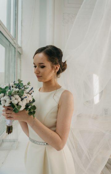イギリス 結婚式 ではお色直しがなく、ドレスもシンプルでOK!
